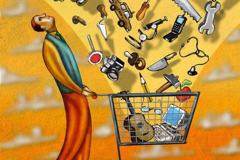 E-Commerce --- Image by Images.com/CORBIS