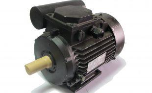 Двигатель однофазный 2.2 кВт. 220 Вольт.
