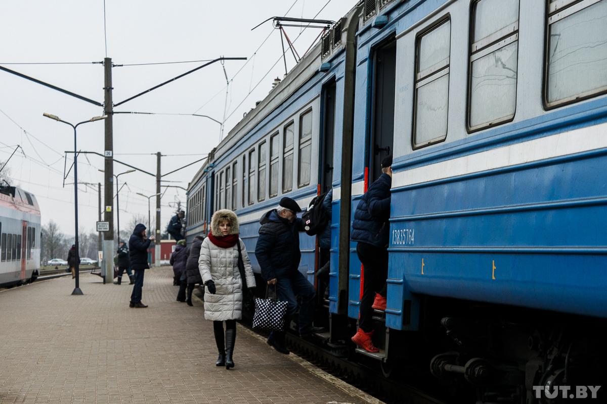 Отменяются поезда региональных линий экономкласса - Слуцк Деловой