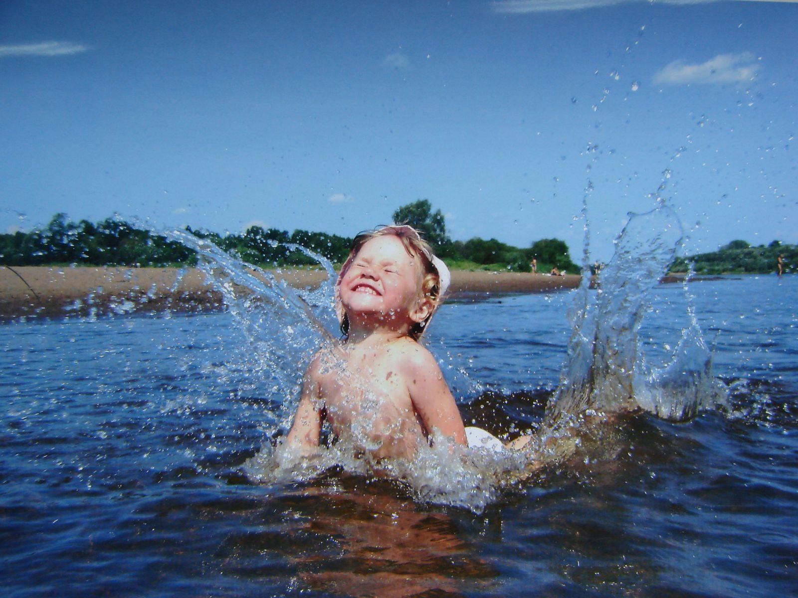С 24 июля детям разрешено купаться в Случи - Слуцк Деловой