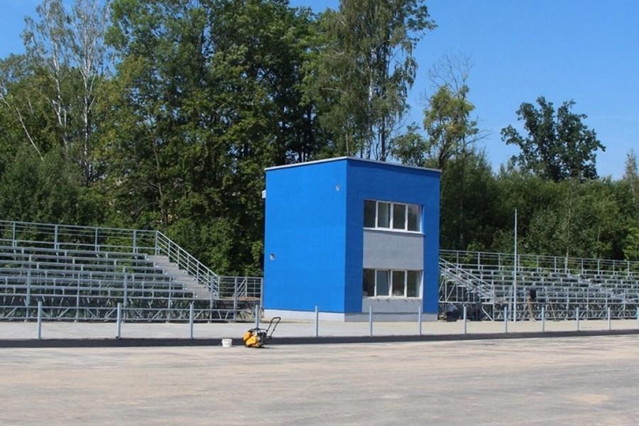 Мотобольный стадион откроют в Слуцке 28 сентября - Слуцк Деловой