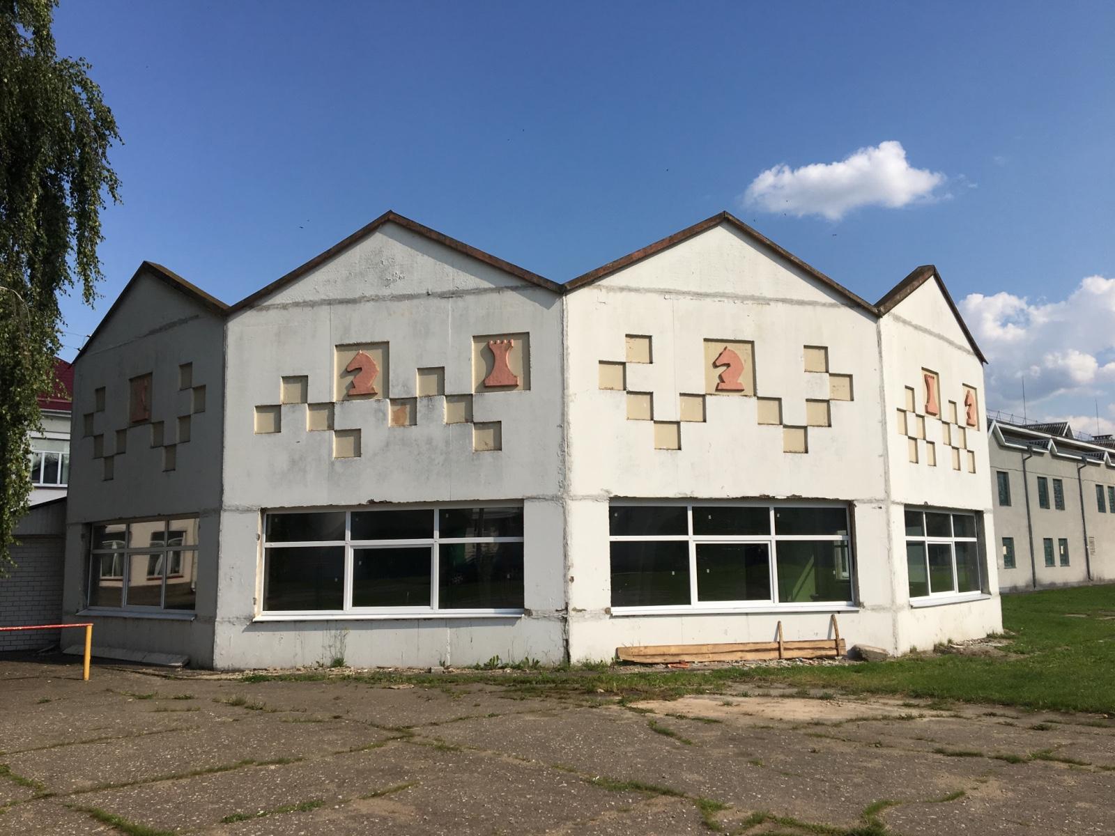 В СШ № 5 наконец-то появился свой спортивный зал - Слуцк Деловой