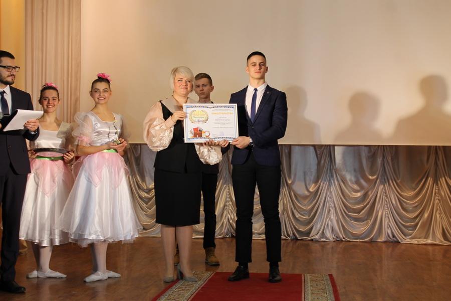 Учащийся 11 школы попал в число лучших учеников области - Слуцк Деловой