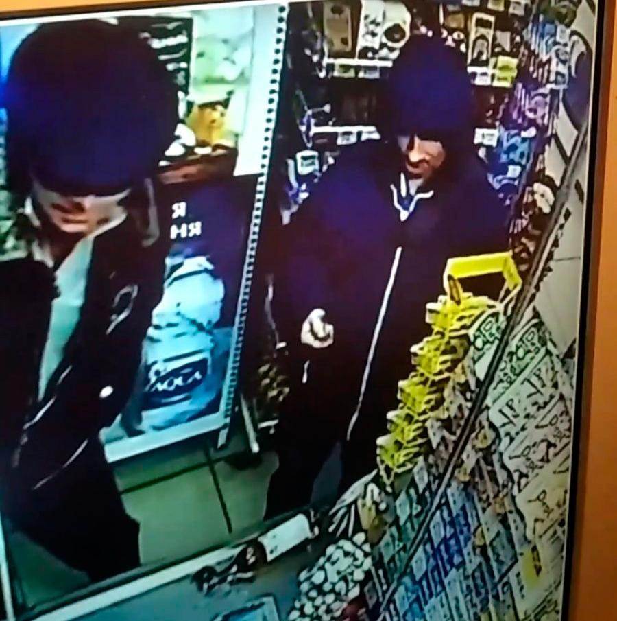 Милиция ищет мужчину на видео. Может быть, вы его узнаете - Слуцк Деловой