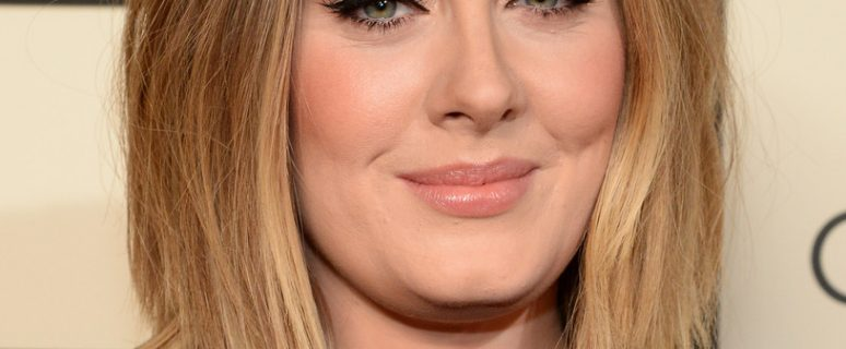 LOS ANGELES, CA - FEBRUARY 15:  Singer Adele attends The 58th GRAMMY Awards at Staples Center on February 15, 2016 in Los Angeles, California.  (Photo by Kevin Mazur/WireImage)