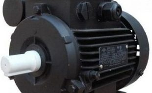 Двигатель однофазный 220 Вольт.