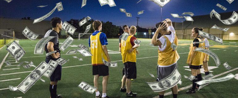 7/21/15 Recreational Sports hosts day long Drop-in activities at Elbel Field.