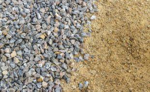 Гравий. Песок. Щебень