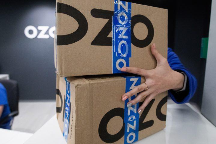 Пункт выдачи товаров Ozon в Москве